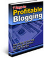 Thumbnail 7DaysToProfitableBlogging.rar