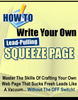 Thumbnail How to Write Lead Pulling Squeeze Pages on the Fly!plr