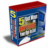 Thumbnail 5 fast ways to explode your opt in list
