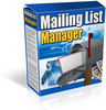 Thumbnail Mailing List Manager MRR