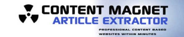 Thumbnail *new*Content Magnet Article Extractor MRR