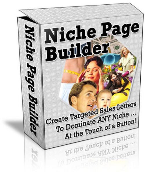 Product picture Niche Page Builder.zip