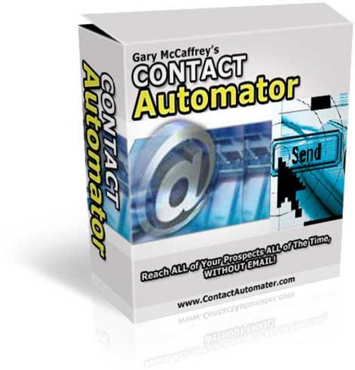 Product picture Contact Automator MMR.zip