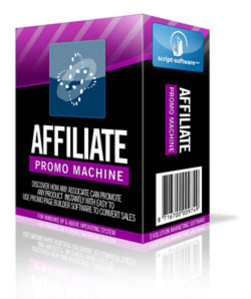 Product picture Affiliate Pro Machine.zip