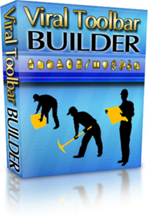 Product picture Viral ToolBar Builder PLR.zip