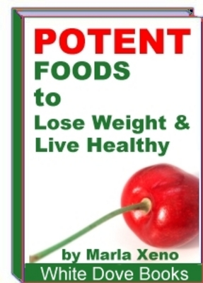 Product picture 36 Potent Foods to Lose Weight & Live Healthy MRR