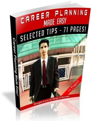Product picture Career Planning Made Easy MRR