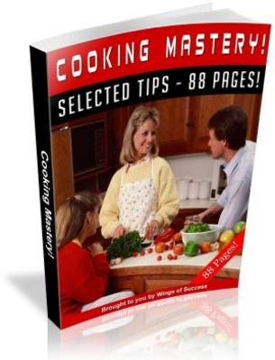 Product picture Cooking Mastery MRR