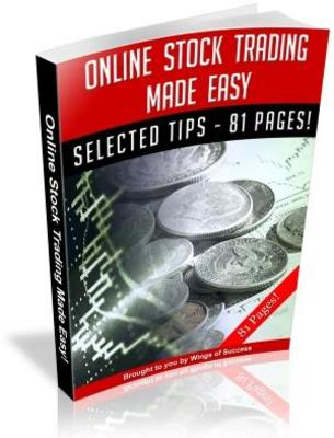 Product picture Online Stock Trading Made Easy