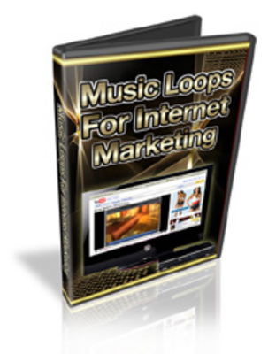 Product picture music clips and loops PLR