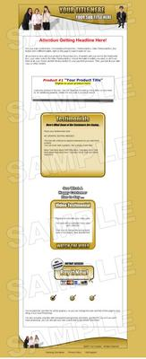 Product picture 5  Web Site Templates PLR