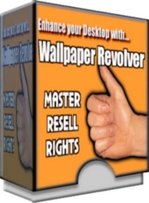 Product picture Wallpaper Revolver MRR
