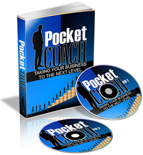 Product picture Pocket Coach plr