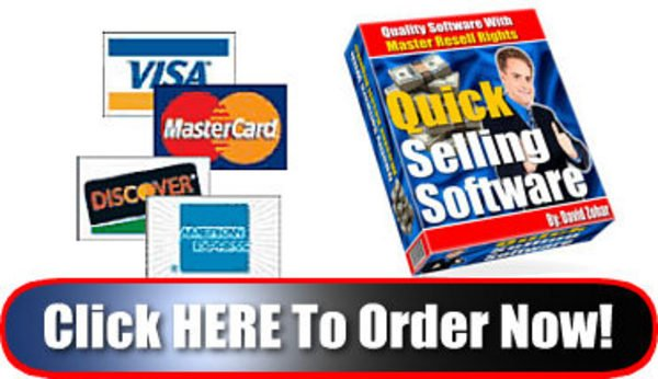 Product picture Quick Selling Software