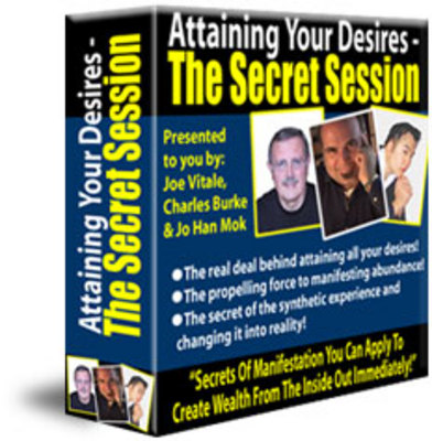 Product picture attaining your desires audio