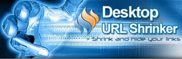 Product picture Desktop URL Shrinker Master resale rights