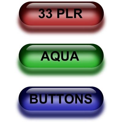 Product picture 33 PLR Aqua Buttons Pack (PLR)