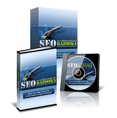 Product picture SEO Bazooka -eBooks and Videos (MRR)