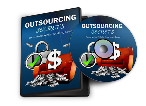Product picture Outsourcing Secrets   eBook and Videos.rar