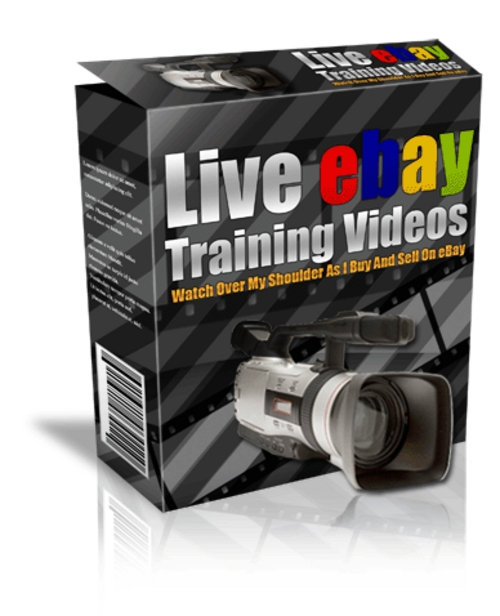 Product picture Live eBay Training Videos  .rar