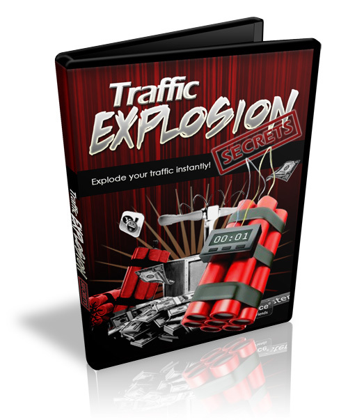 Product picture NEW Traffic Explosion Secrets   eBook and Video Series.rar